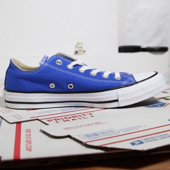 Converse Royal Blue Chuck Taylor All